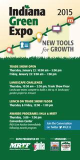 2015 Indiana Green Expo Show Program