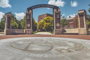 Purdue University Union Gateway